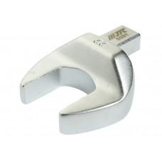 Ключ рожковый 22мм (насадка) для динамометрического ключа JTC-6832,6833 9х12мм JTC