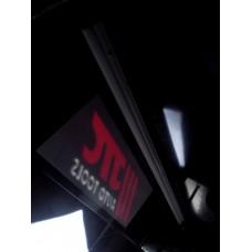 Стенд для инструмента 100х205х50мм с подсветкой и двумя полками JTC