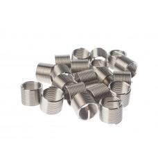 Набор инструментов для восстановления резьбы (вставки резьбовые М10х1 L=13.5мм, 20шт.) JTC