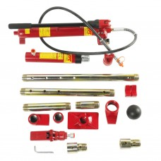 Набор инструментов для кузовных работ, усилие 10т, 21 предмет JTC