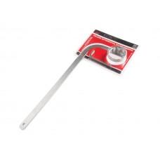 Ключ для демонтажа фильтра дифференциала 46мм х 12 граней, 5мм х 6 граней (VW,AUDI) JTC