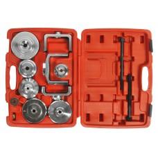 Набор инструментов для демонтажа/монтажа сайлентблоков подрамника (MERCEDES W221) JTC