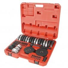 Набор инструментов для замены ступичных подшипников (VAG) (в кейсе) JTC