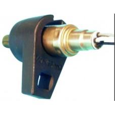 Головка для снятия датчика кислорода и вакуумных переключателей под конус. гайку 3/8'х22мм 7/8' JTC